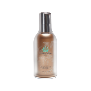 Cannabliss Moisturising Face Lotion