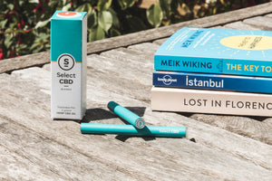 Select CBD Disposable Vape Pen
