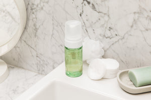 Cannabliss Foaming Cleanser