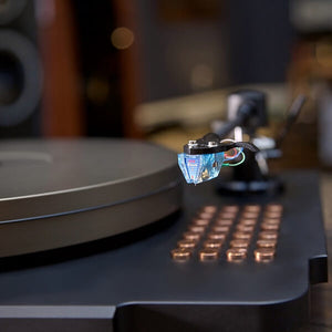 Copperhead-X with Aeshna Carbon Tonearm