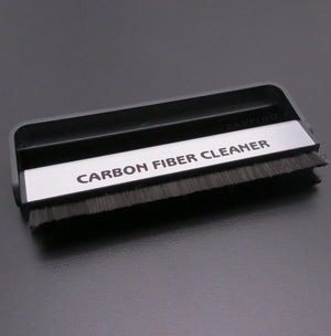 Carbon Fiber Record Cleaning Brush