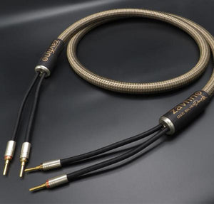 OCC Silver Dart - Graphene Dielectric Speaker Cable