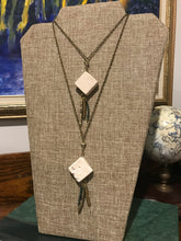 Load image into Gallery viewer, Marble Elegance Necklace