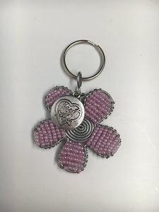 Keychain - Beaded
