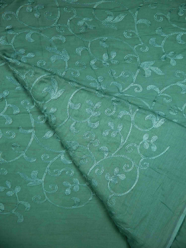Cotton Mal Embroidery Fabric