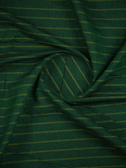 Bottle Green South Cotton Woven Fabric