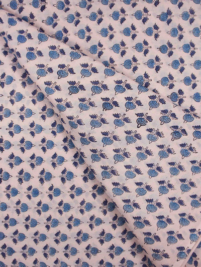 Malmal Block Printed Fabric