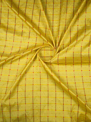 Semi Banaras Buta Fabric