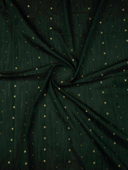 Semi Raw Silk Buta Fabric