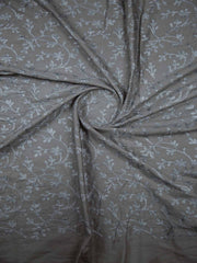 Georgette Embroidery Fabric