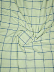 Cotton Checkered Fabric