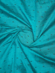 Cotton Silk Jacquard Fabric