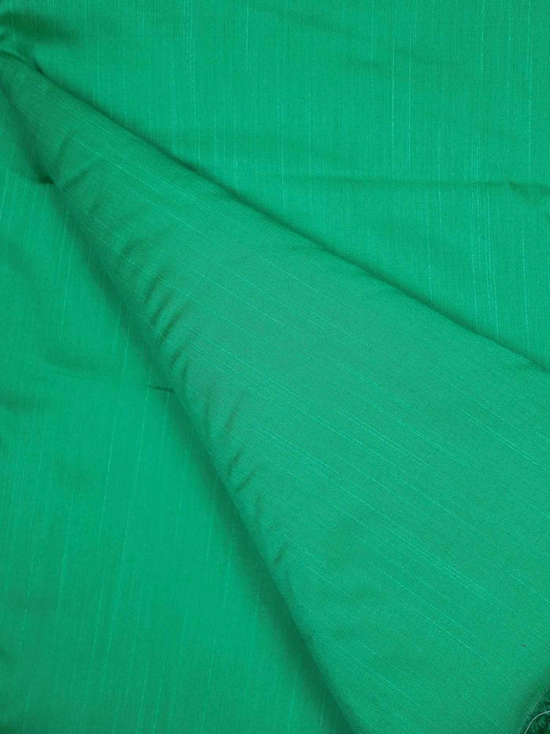 Dupion Long Slub Fabric