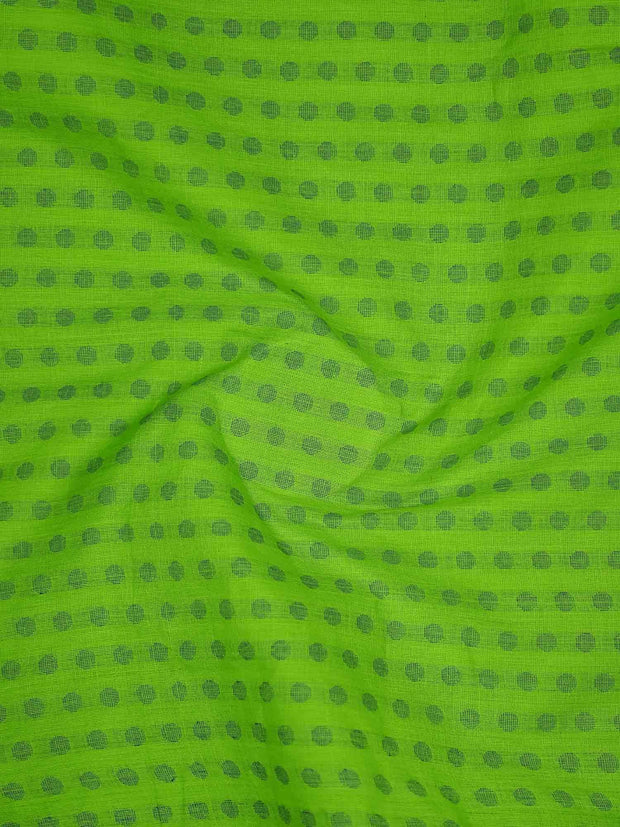 Hand Loom Cotton Fabric