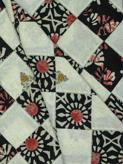 Kalamkari Patchwork Fabric