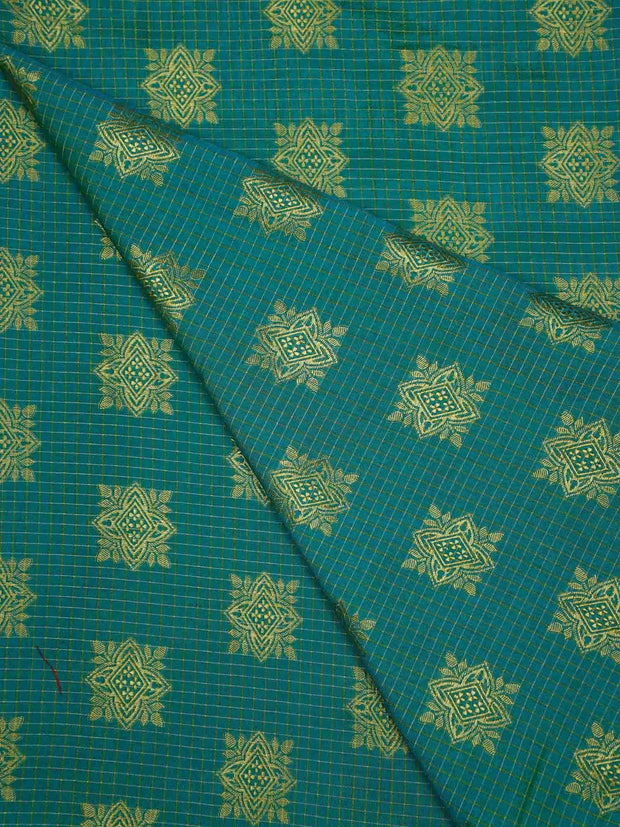 Polyester / Silk Printed Fabric