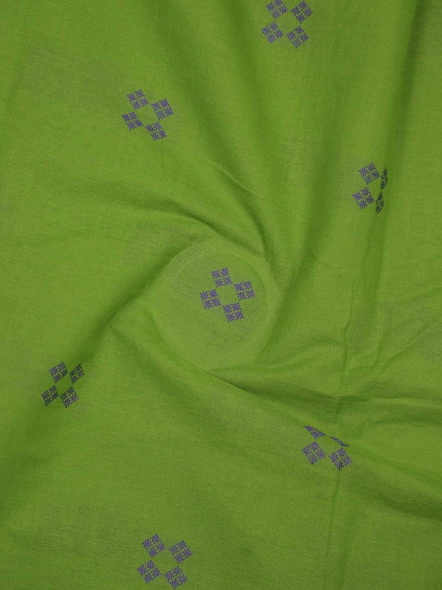 Pre Washed Jacquard Cotton Fabric