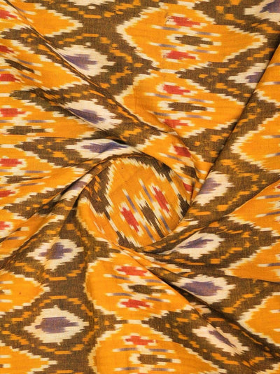 Rajasthani Ikat Cotton Fabric