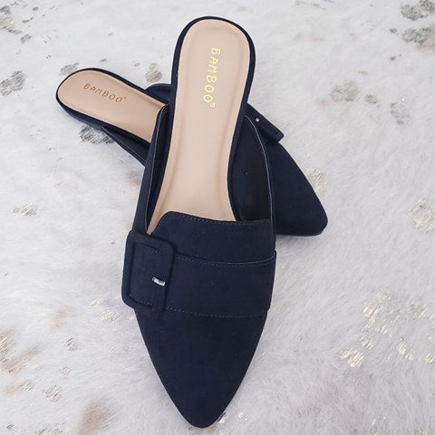 The Bella Mule- Black