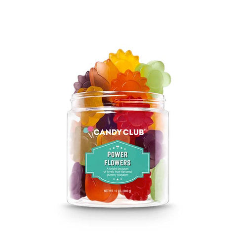 Candy Club Power Flower Gummies