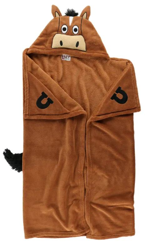 Kids Hooded Blanket