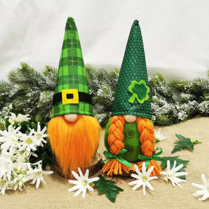 St. Patrick Day Gnomes