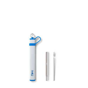 Telescopic Steel Straw Set