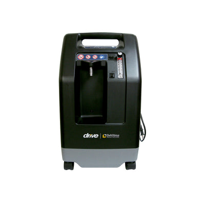 Reconditioned Drive Devilbiss 1025 10LPM 22PSI Oxygen Concentrator with Low Purity Sensor
