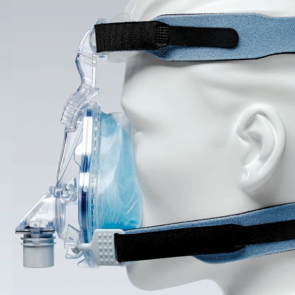 RESPIRONICS COMFORTGEL BLUE FULL FACE MASK
