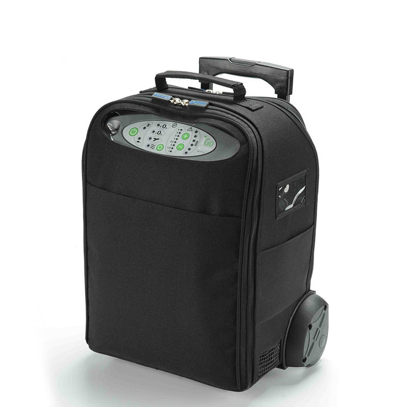 Devilbiss iGo Rolling Carry Case