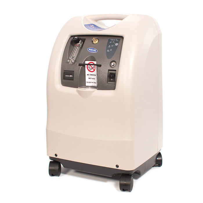 Invacare Perfecto2 5LPM Oxygen Concentrator with Low Purity Sensor