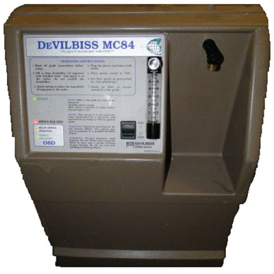 Devilbiss MC 44-90, MC-64, MC-84  5LPM Oxygen Concentrator Filter Kit