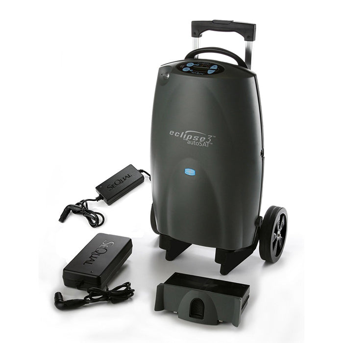 Reconditioned Sequal Eclipse 3 Portable Oxygen Concentrator