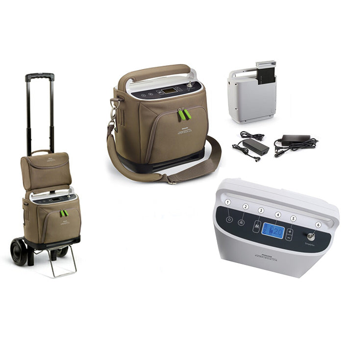 Reconditioned Respironics SimplyGo Portable Oxygen Concentrator