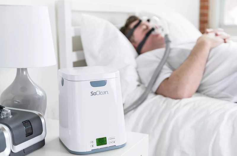 SoClean 2 Fully Automated CPAP Sanitizer Kit!