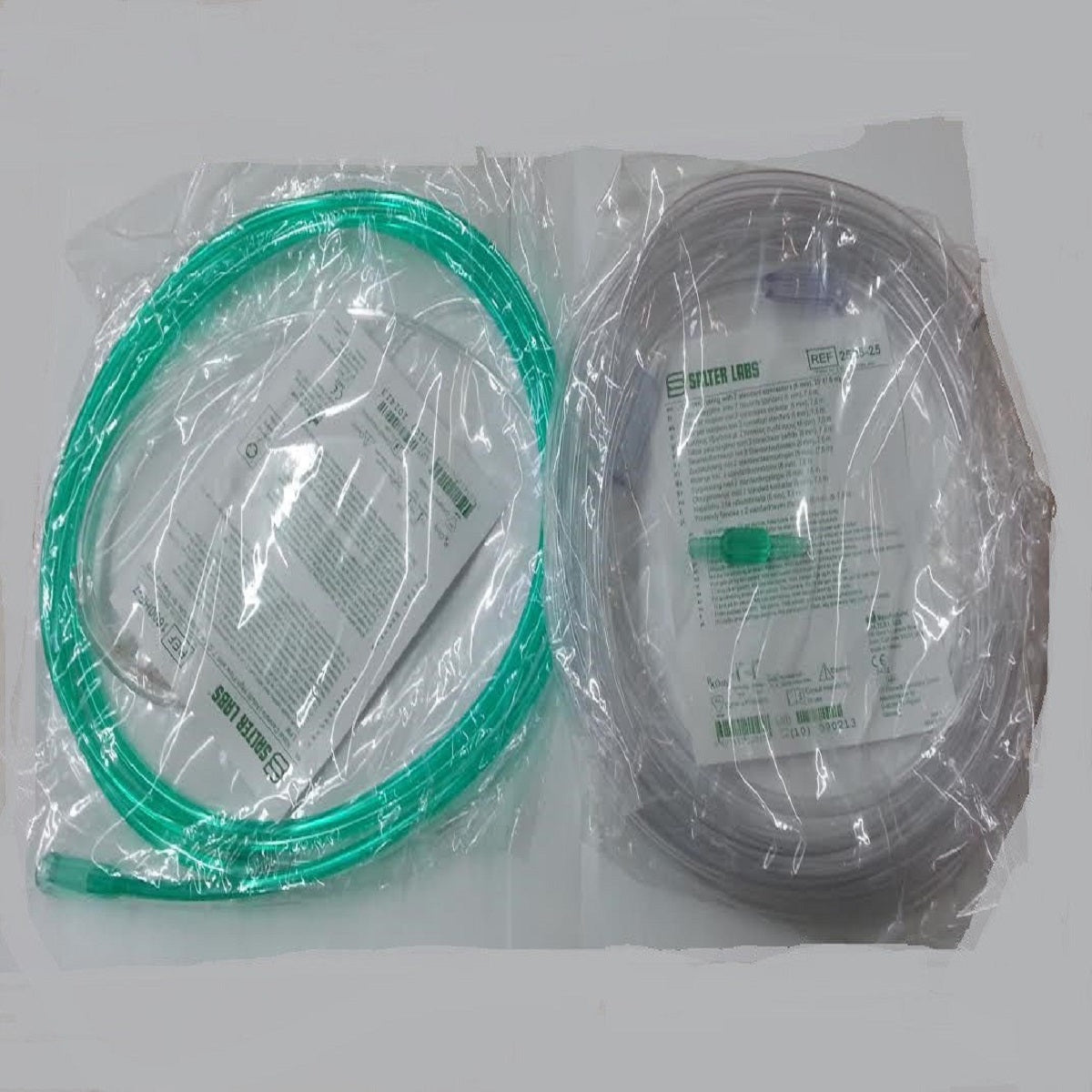 Oxygen Tubing Starter Pack. 25' Hose, 7' Cannula and Connector!