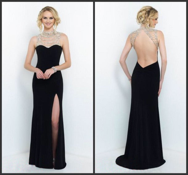 Backless Dresses for Prom