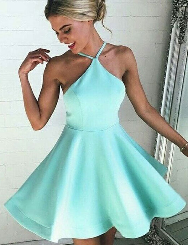 Short Country Homecoming Dresses