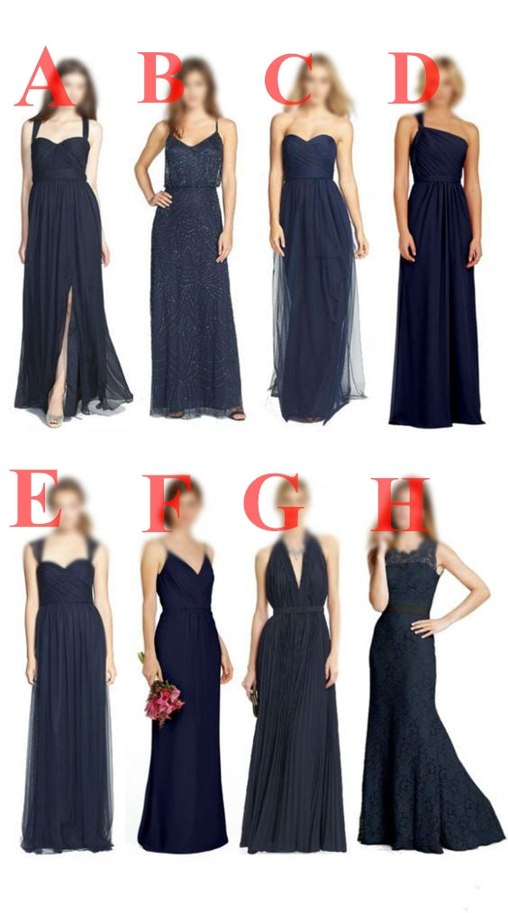 Different Style Bridesmaid Dresses ,New Arrival Bridesmaid Dresses ...