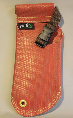 Lefthand Large Fire Hose Holster with belt