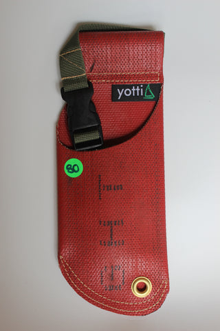 Small Fire Hose Holster with belt 80