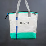 Floater Zip Top Tote 459
