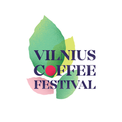 Vilnius Coffee Festival official logo