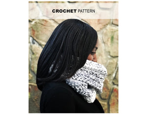 Crochet Pattern x The Eternity Scarf