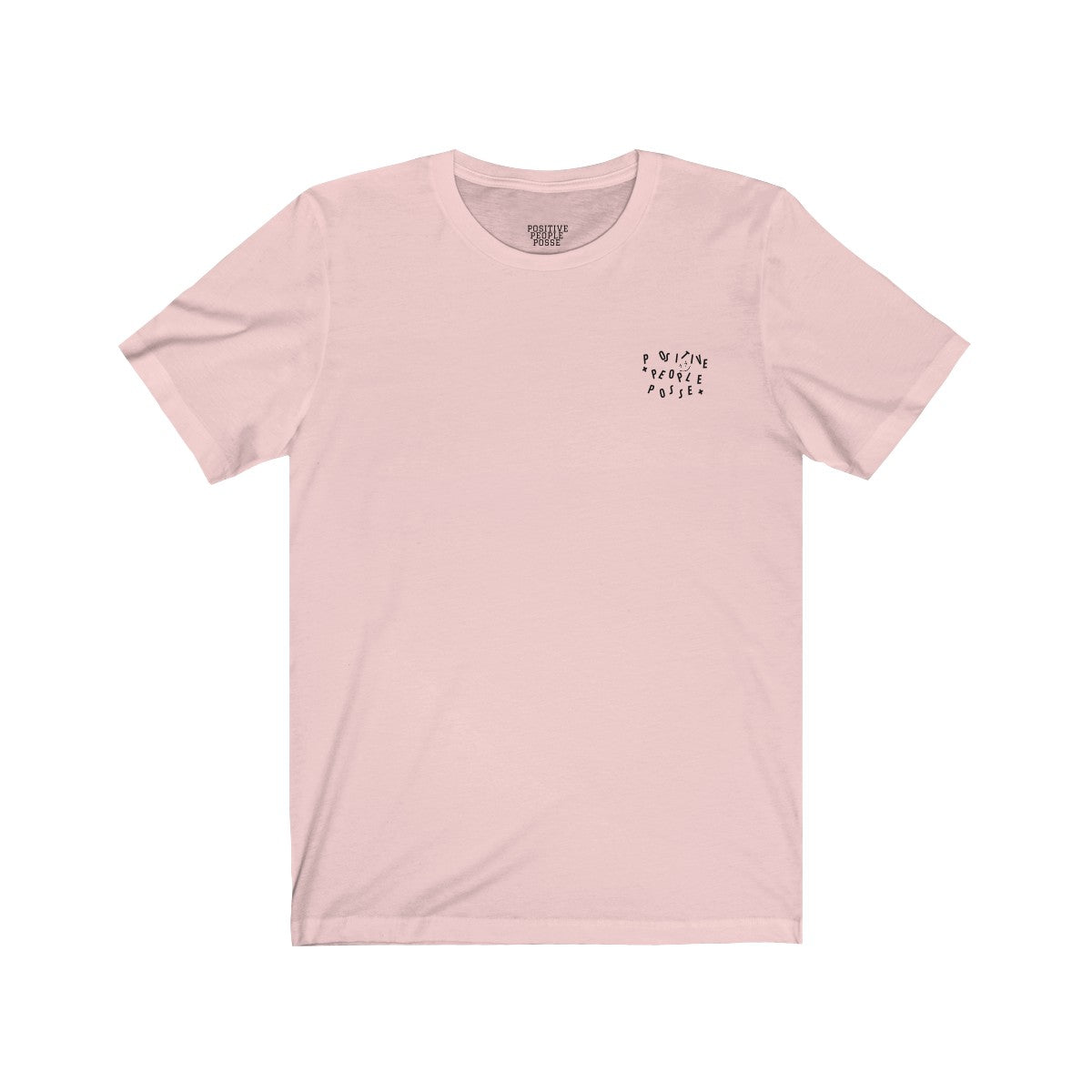 PPP SOUPY Unisex Jersey Short Sleeve Tee - +Positive People Posse+