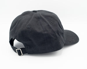 PPP Smiley Cap- Black