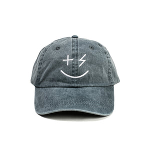 Denim Dad Cap - +Positive People Posse+