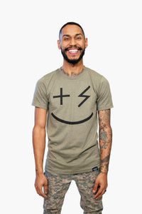 Positive People Posse Army T