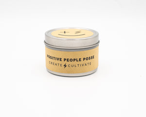 """Create & Cultive"" 20 hour 4 OZ Candle"