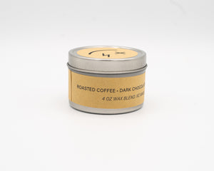 """Rise & Grind"" 20 Hour 4 OZ Candle - +Positive People Posse+"